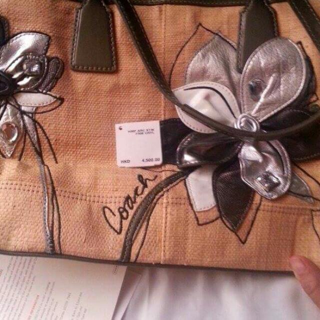 Repriced - Sale Coach Bag Authentic