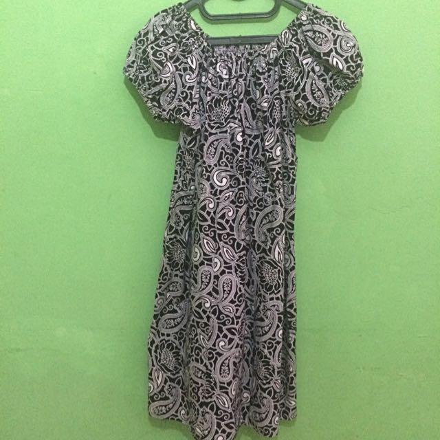 Daster batik