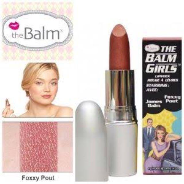 Foxxy Pout The Lip Balm Lipstick