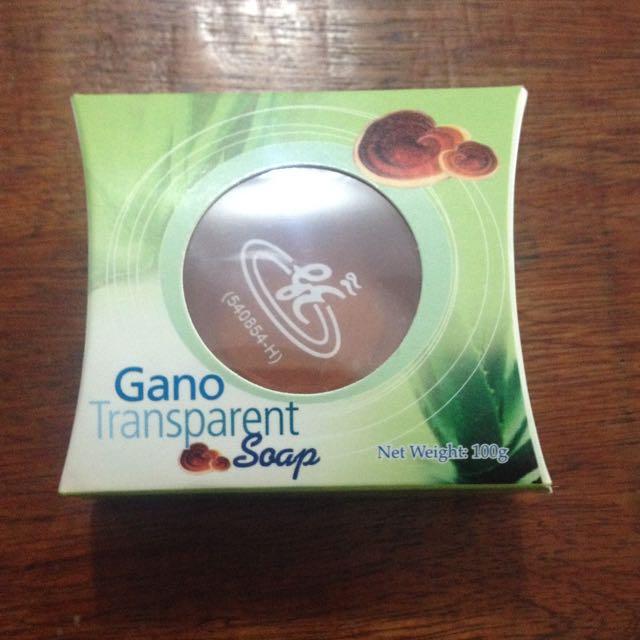 Gano Transparent Soap