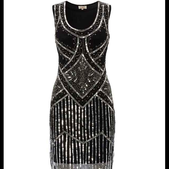 Gatsby Inspired Dress Size 10