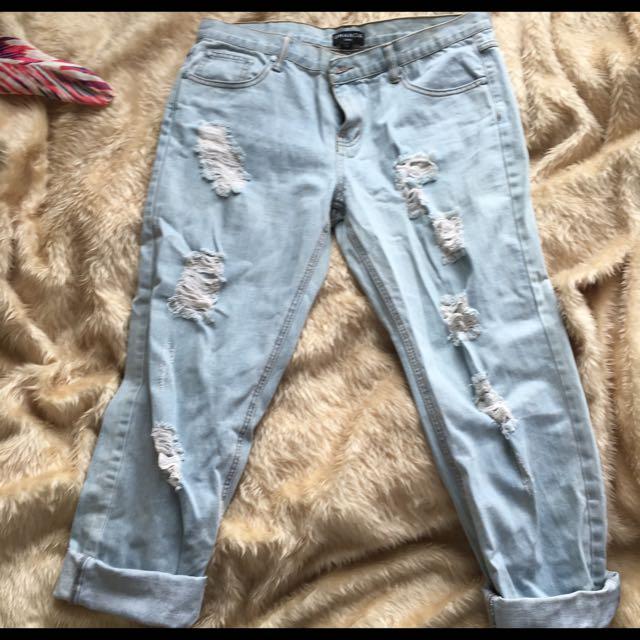 Ghanda Boyfriend Jeans