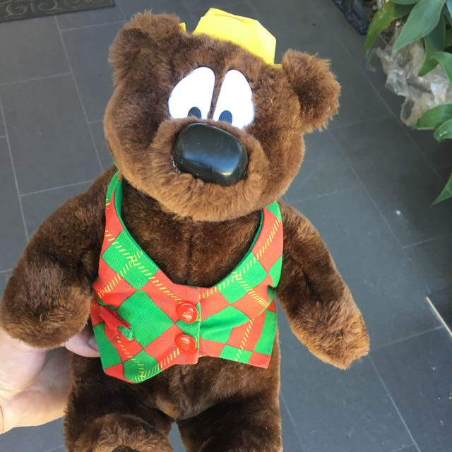 Humphrey B Bear Teddy