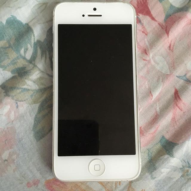 iPhone 5 16gb Openline via Rsim