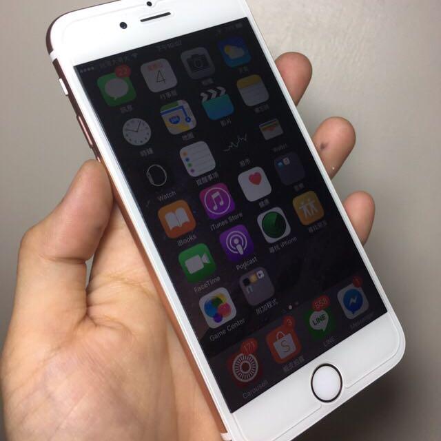 iPhone 6s 64g 看完說明