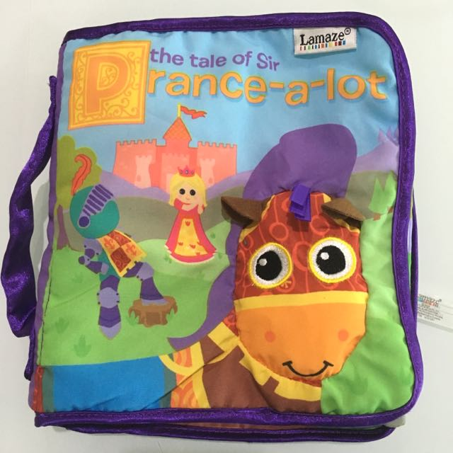 Lamaze Cloth Book (Educational Toy) For Baby