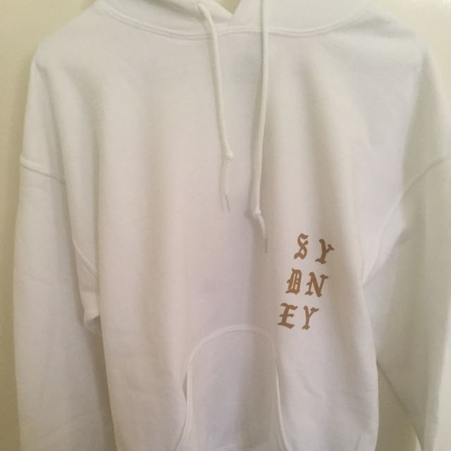 Life of pablo 'Woke up and felt the vibe' hoodie