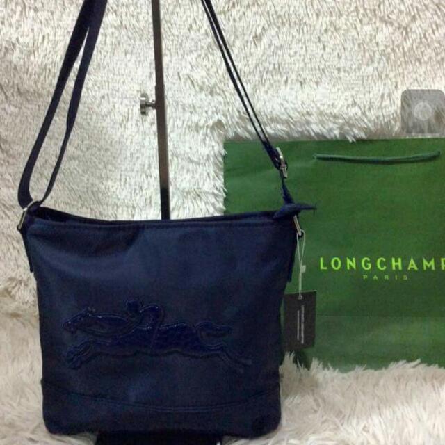 Long Champ Sling Bag