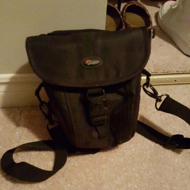Low Pro Camera Bag