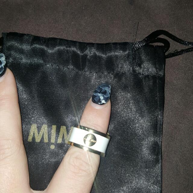Mimco Ring REDUCED PRICE * from $25