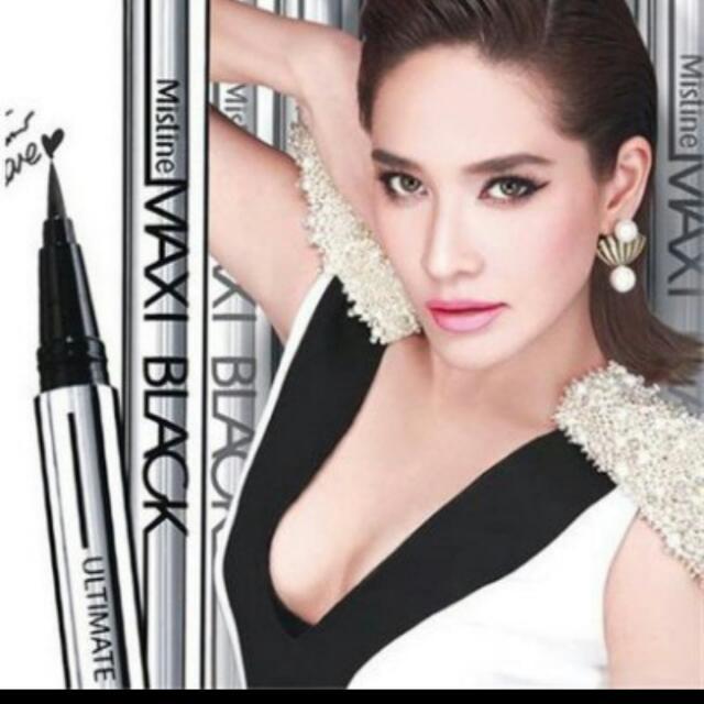 泰國mistine眼線筆