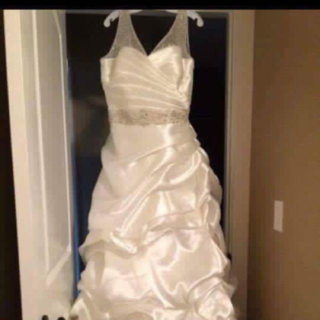 Moonlight Wedding Gown