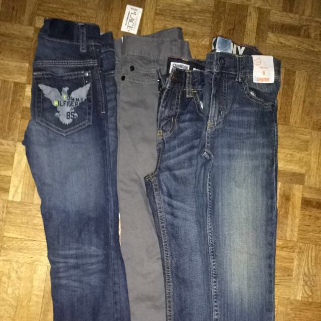 New Jeans With Tags Size 6
