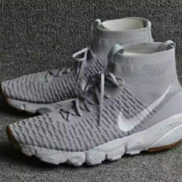 new style e8673 720d8 Nike Footscape Magista SP   Grey  , Sports, Sports   Games Equipment on  Carousell