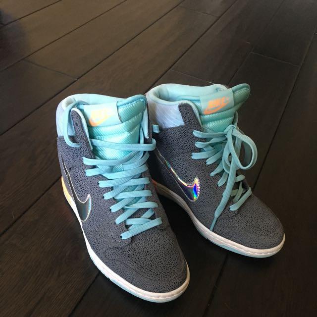 Nike Like New Wedge Shoe 36