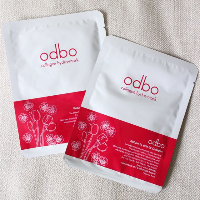 Odbo Collagen Hydra-Mask