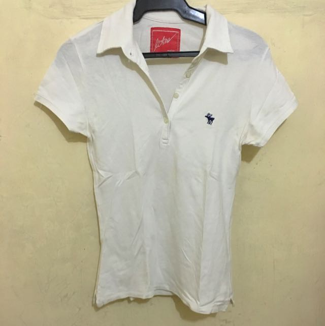 (Reserved)Polo Shirt (women)