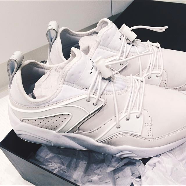 PUMA Blaze Of Glory X STAMPD白色