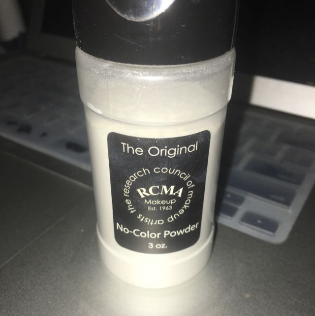 RCMA no colour powder