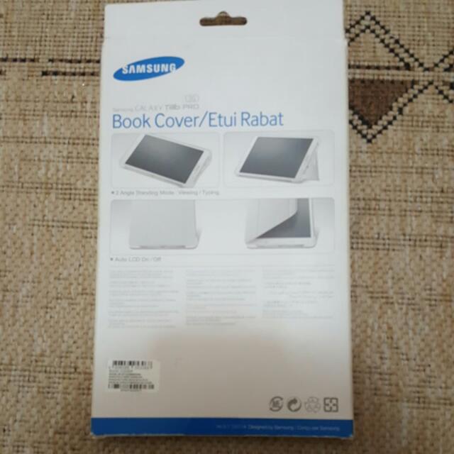 "Samsung Galaxy Tab Pro Book Cover 8.4"""