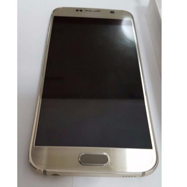 Samsung S6 32GB Platinum Gold (reserved)