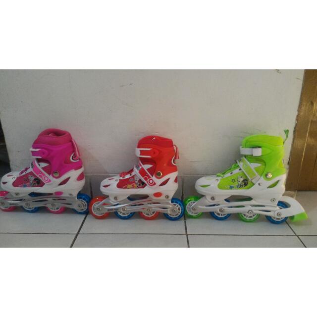 Sepatu Roda Anak Power Skate