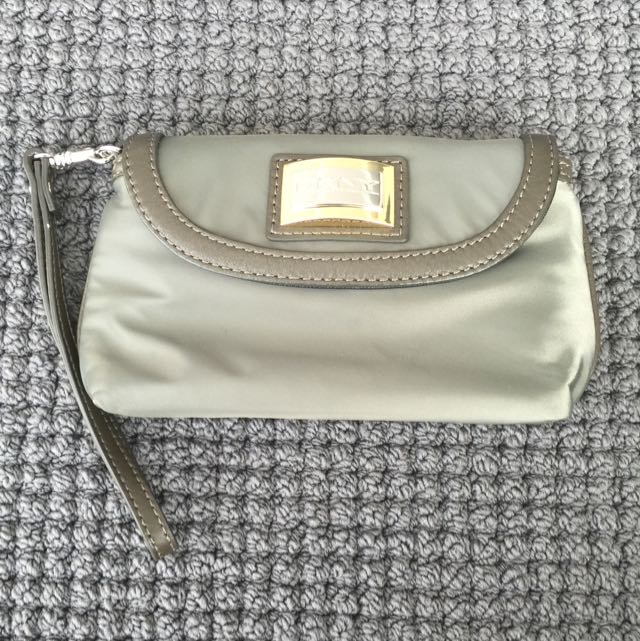 Small DKNY Pouch