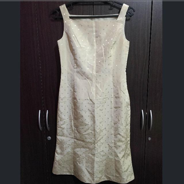 OFUON Polka Dress