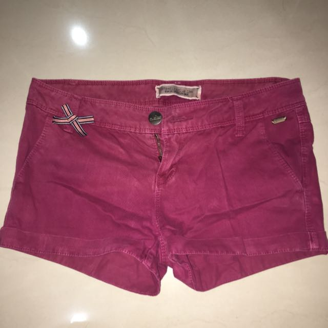 stradivarius short pants
