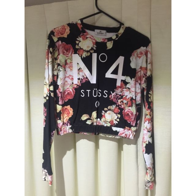 Stussy Long Sleeve Top