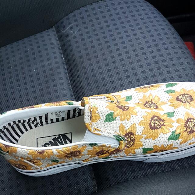 Sunflower Vans !