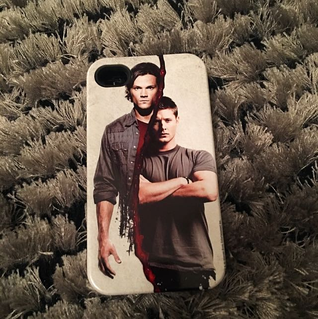Supernatural Themed iPhone 5 Case