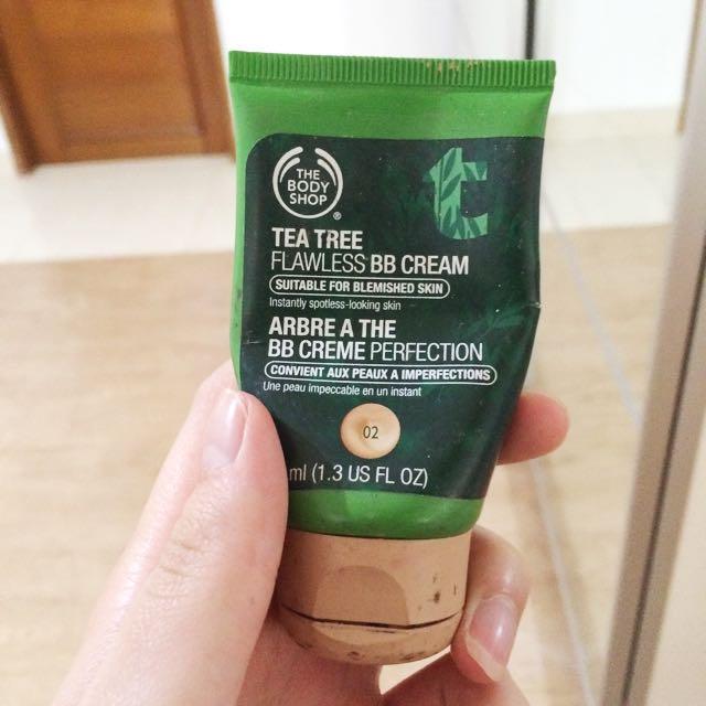 The Body Shop BB Cream