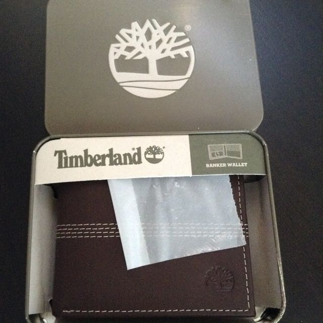Timberland Wallet for men