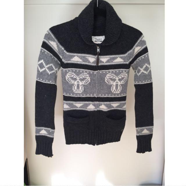 TNA Sea-To-Sky Knit Sweater