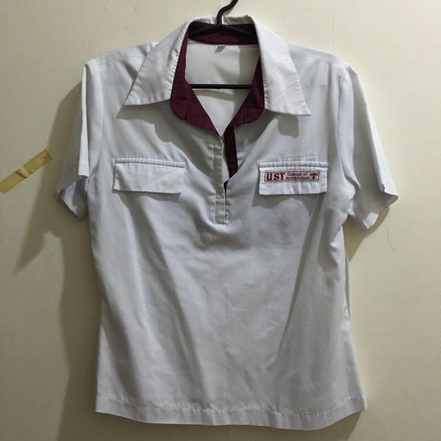 UST Architecture Uniform - Blouse