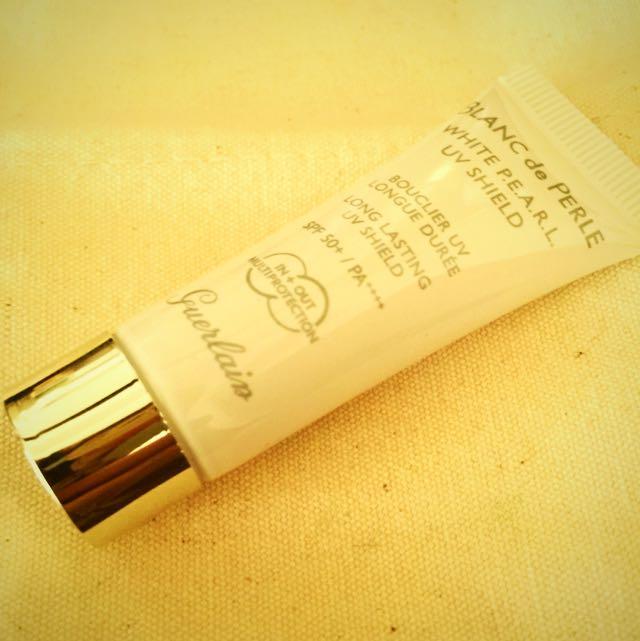 珍珠柔光UV隔離防護乳SPF50+/PA++++