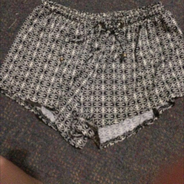 Vintage Style Swim Shorts