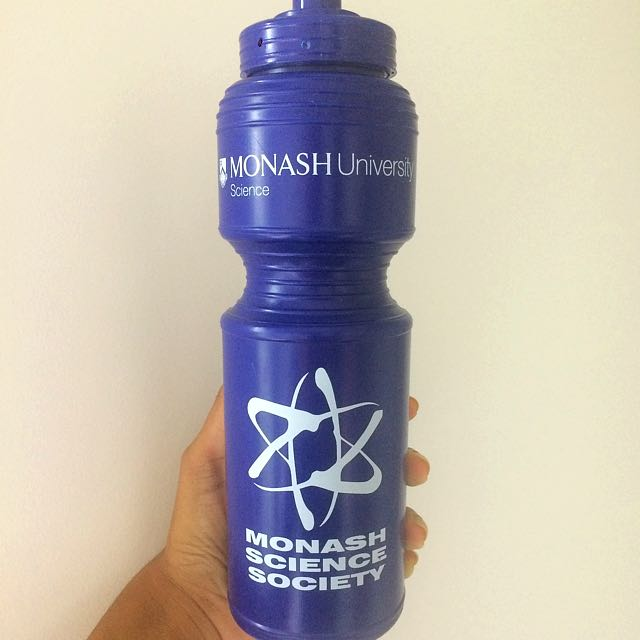 Water Bottle by Monash Science Society
