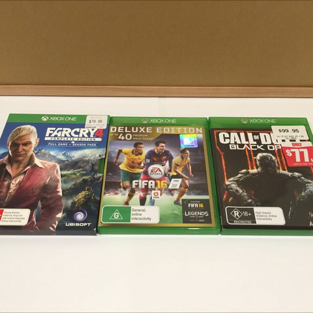 XBOX ONE NEED GONE ASAP