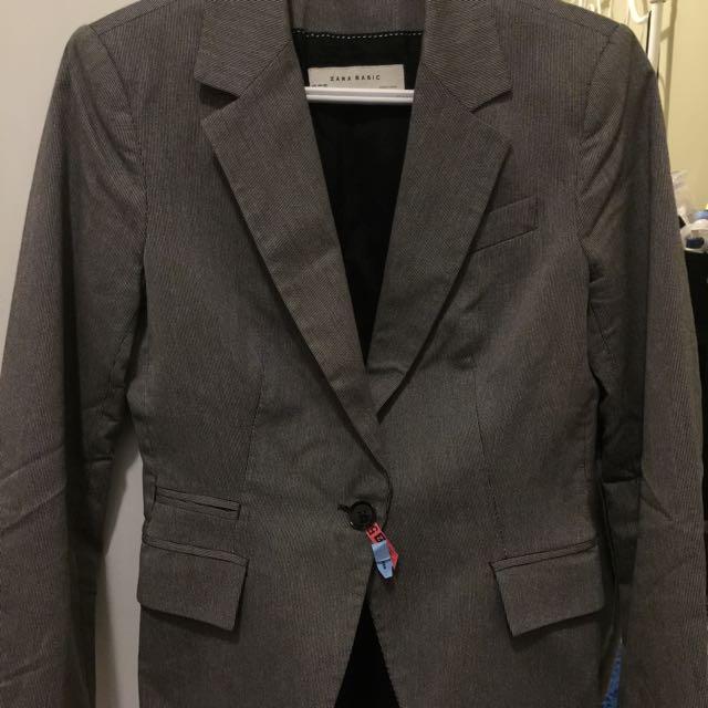 Zara Coat and pants - sizeM