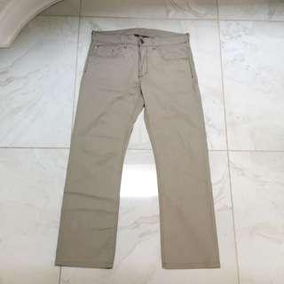 Woolrich 30x32 Light Beige/Tan Mens Pants