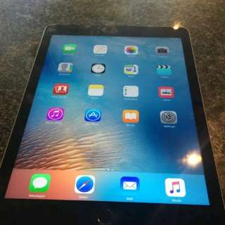 IPad Air 2 128gbs Excellent Condition