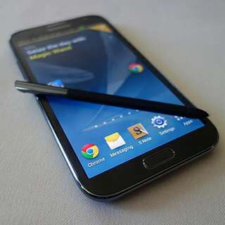 Samsung Galaxy Note 2 (PENDING PAYMENT)