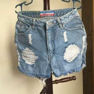 High Waisted Shorts From Bangkok
