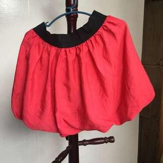 Forever21 High Waist Balloon Skirt