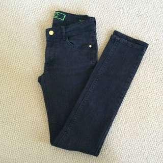 Black Skinny Jeans size 24