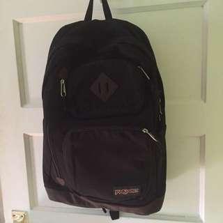 Black Houston Jansport Backpack