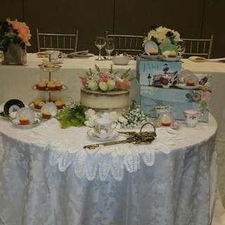 Cupcakes,  Cakes, Desserts & Tea Cup Rental