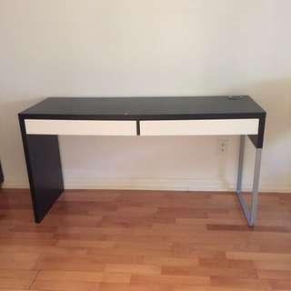 Desk / Computer Desk (Ikea Micke)